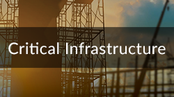 Critical Infrastructure Icon