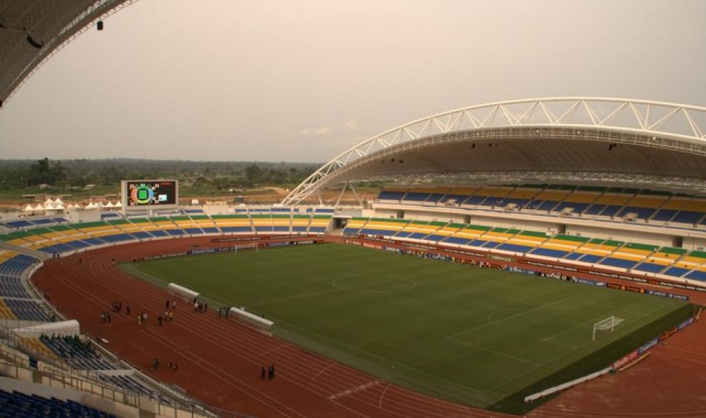 Africa Cup Stadium with Various Solutions