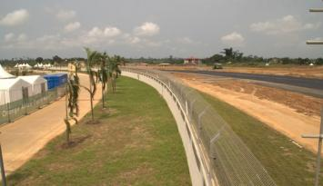 Africa Cup Gabon - Securing the perimeter of Olympic villages