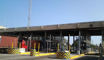 Mombasa Port Main Gate